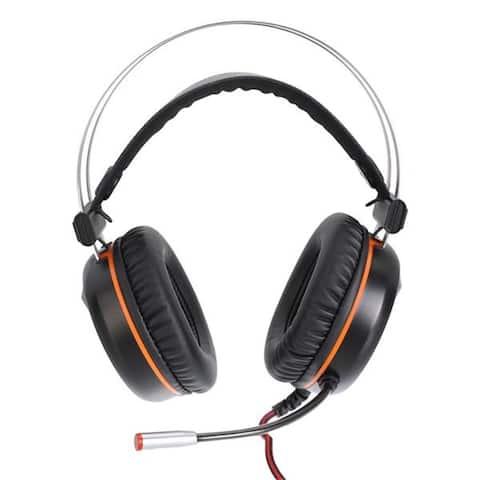 Vamery G601 Virtual 7.1 RGB Colorful Surround Sound Effect