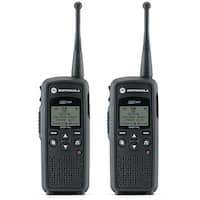 Motorola DTR550 Portable Digital Radio - (2 Pack)
