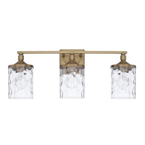 Colton 3-light Bath Vanity Fixture