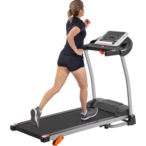 Nestfair 1.5HP Electric Folding Treadmill 3-Level Incline Adjustable