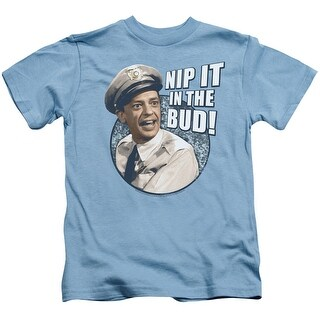 The Andy Griffith Show Nip It Little Boys Shirt