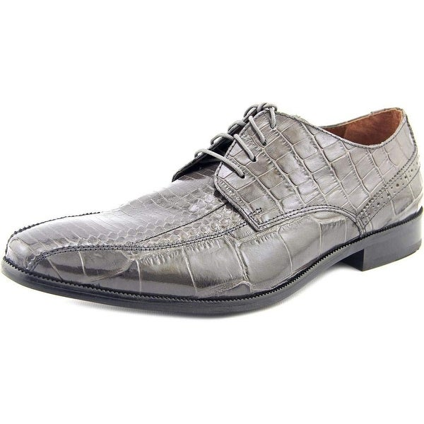 Stacy Adams Mens sabatini Leather Lace Up Dress Oxfords