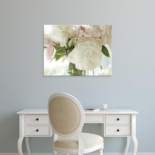 Easy Art Prints Judy Stalus's 'Vintage Bouquet' Premium Canvas Art
