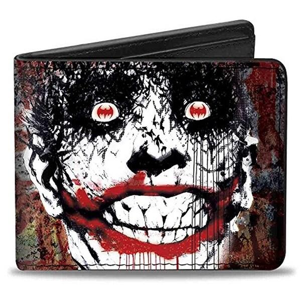 Buckle-Down Bifold Wallet Joker