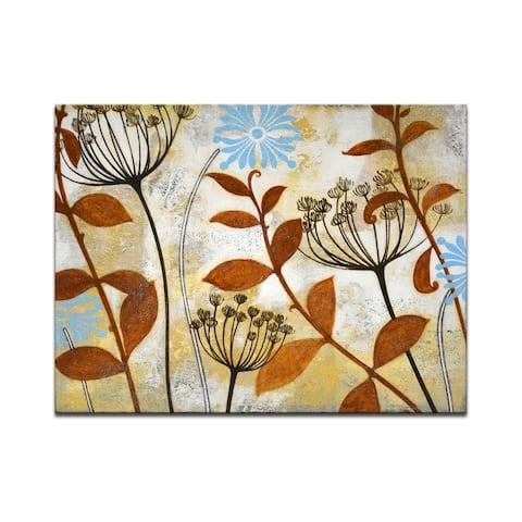 Meadow Melody I/II/III' Wrapped Canvas Wall Art by Norman Wyatt Jr.