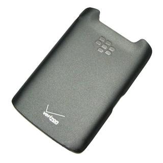OEM Blackberry 860 9850 Verizon Battery Door Cover (Dark Grey)