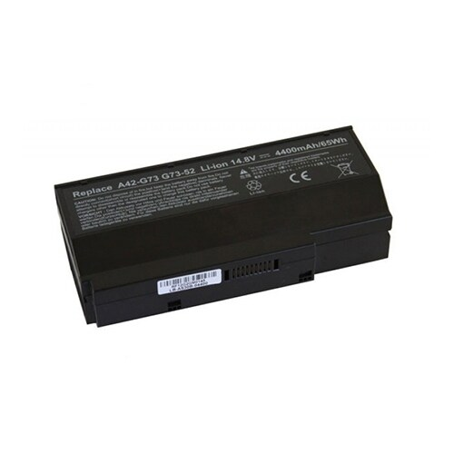 Battery for Asus A42-G73 (Single Pack) Laptop Battery
