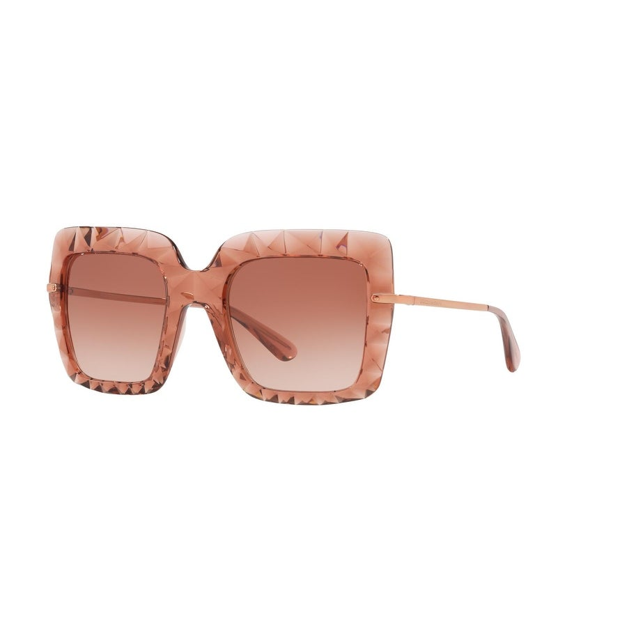 DOLCE /& GABBANA DG6111 314813 Pink Pink Gradient 51 mm Women/'s Sunglasses
