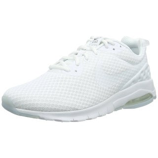 Mens Nike Air Max Motion LW Walking Sports Lightweight Running Sneakers - White/White