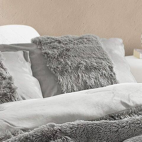 Are You Kidding? - Coma Inducer® Standard Sham (2-Pack) - Greyness