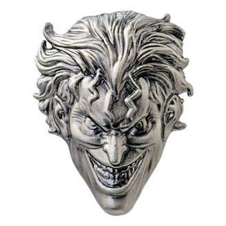 DC Comics Pewter Lapel Pin The Joker - multi
