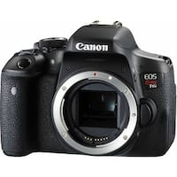 Canon EOS Rebel T6i DSLR Camera (Body Only) (Intl Model)