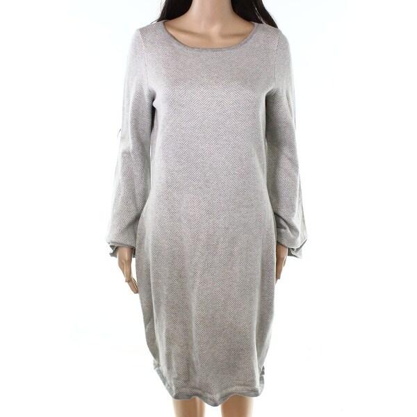 Lauren by Ralph Lauren Womens Large Sweater Dress