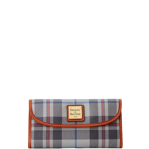 Dooney & Bourke Tiverton Continental Clutch (Introduced by Dooney & Bourke at $128 in Sep 2017)