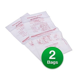 Genuine Vacuum Bag for Kirby G 2001 Limited Edition Vacuums ( 205814A )
