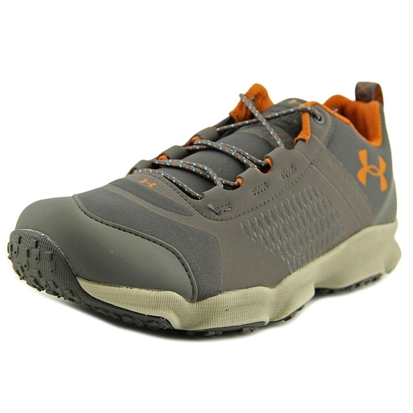 Under Armour Speedfit Hike Low Round Toe Synthetic Hiking Shoe