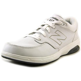 New Balance WW813 B Round Toe Synthetic Walking Shoe