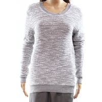 Stateside Women's Textured Knit Pullover Sweater