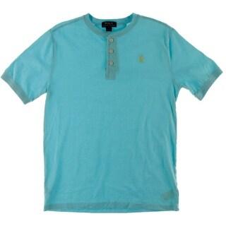 Polo Ralph Lauren Boys Cotton Short Sleeves Polo Shirt - XL