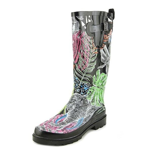 Sakroots Rhythm Black/WL Snow Boots