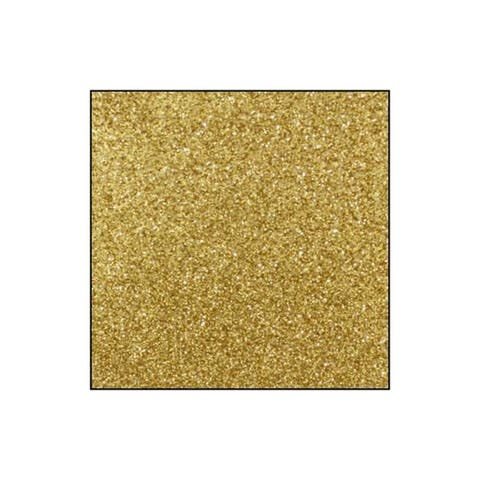 Gcs033 best creation paper 12x12 glitter champagne