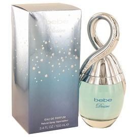 Eau De Parfum Spray 3.4 oz Bebe Desire by Bebe - Women