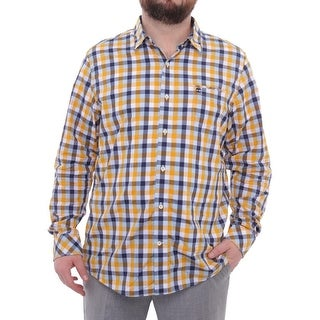 Timberland Long Sleeve Casual Button Down Men Regular Casual