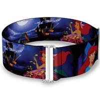 The Little Mermaid Ariel & Eric Scenes Cinch Waist Belt   ONE SIZE