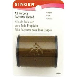 Brown - All-Purpose Polyester Thread 150yd