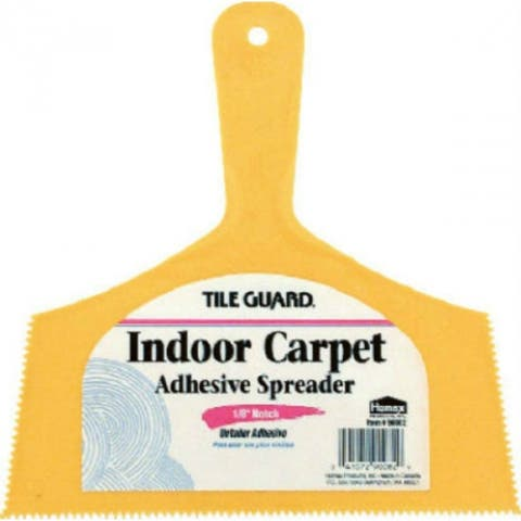 "Tile Guard 00082 Adhesive Spreader for Carpet & Vinyl Tile, 8"""