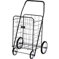 Narita Trading Jumbo Blk Shopping Cart