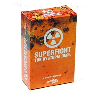 SUPERFIGHT: The Dystopia Deck - multi