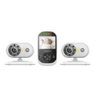 """Motorola MBP25-2 Digital Baby Monitor"""