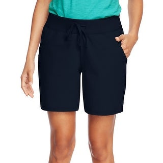 Hanes Women's Jersey Pocket Short