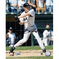 Brian Anderson Chicago White Sox Batting Action 8x10 Photo