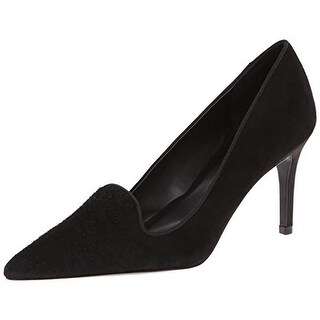 Charles David Womens Pumps Suede Slip On - 6 medium (b,m)