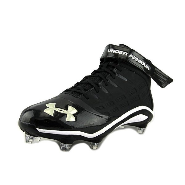 Under Armour Fierce Mid D Round Toe Synthetic Cleats