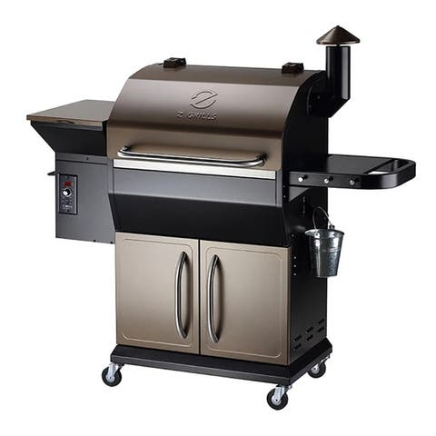 Moda Z Grill-1000D Outdoor Smokers with Storage Cabinet