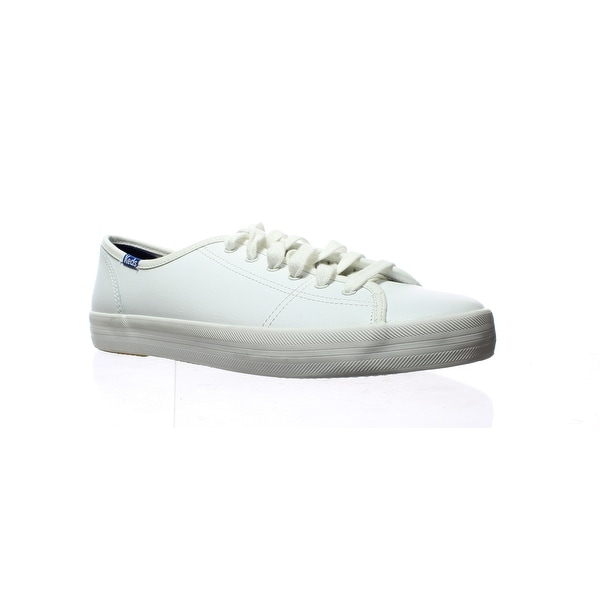 e9875398d611 Shop Keds Womens Kickstart White Blue Fashion Sneaker Size 10 - Free  Shipping On Orders Over  45 - Overstock - 27568670