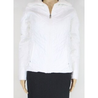 Link to The North Face Womens Jacket White Size Small S Reversible Puffer Similar Items in Women's Outerwear
