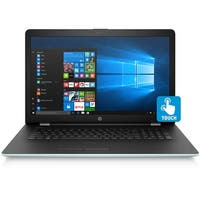 """HP 17-bs020ds Intel Core i3-7100, 2TB HDD, 17.3"""" HD+ Touch-Screen Laptop"""