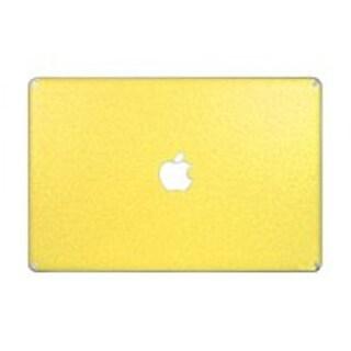 BodyGuardz Armor Rindz BZ-ARY5-0512 Scratch Protection for Apple MacBook Pro 15-inch Laptop - Lemon Zest