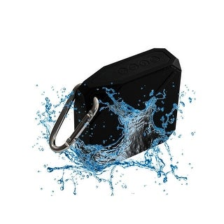 Aqua Sound Water Proof Travel Bluetooth Speaker with Bluetooth BK 4.1, 1.8W Output Power and Ipx7 Water Proof Level