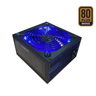 Apevia ATX-JP800W Jupiter 800W 80 Plus Bronze Certified Active PFC High Performance ATX Gaming Power Supply