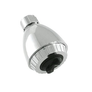 LDR 520 1300C Two-Function Variable Spray Shower Head, Chrome