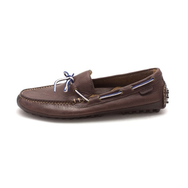 Cole Haan Mens Edwardsam Closed Toe Boat Shoes - 8.5