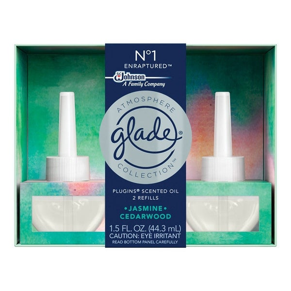 Shop Glade 77238 Atmosphere Collection Plugins Air Freshener Oil