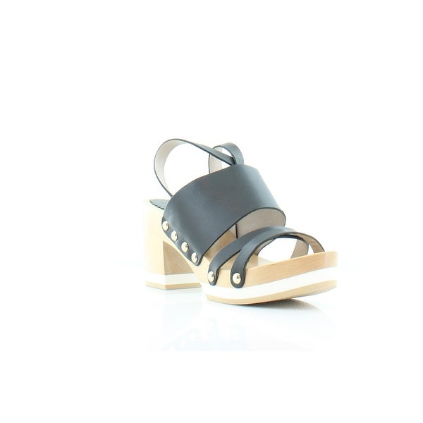 Geox Gina Women's Sandals & Flip Flops Onyx