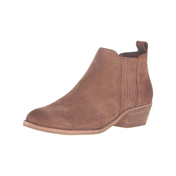 Steve Madden Womens Tallie Booties Stacked