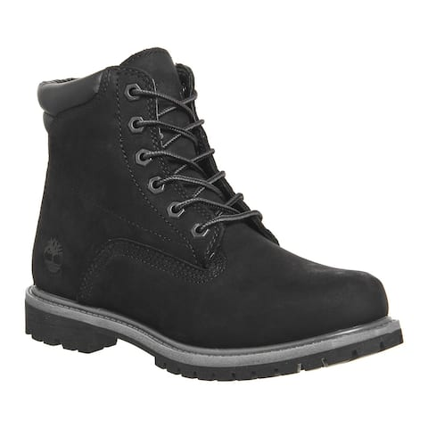 Timberland Womens Waterville Closed Toe Ankle Fashion Boots